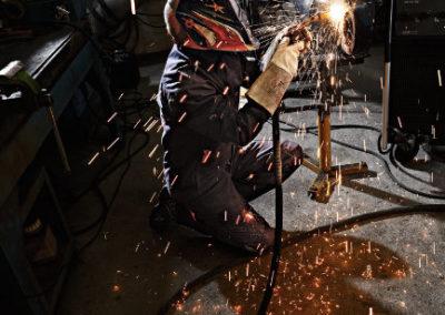 Metallverarbeitende Unternehmen