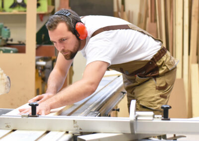 Holzverarbeitende Unternehmen